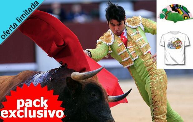 Llévate tu pack de Feria y ve a los toros