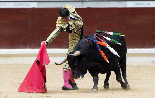 Toros y rejoneo: El Cordobés, Jiménez Fortes y Leonardo Hernández