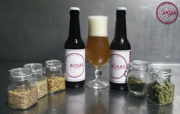 Cata degustación cervezas artesanas malagueñas