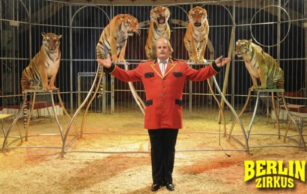 Disfruta la magia del Circo Berlín