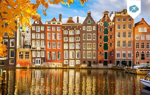 Vacaciones en Amsterdam y Bruselas