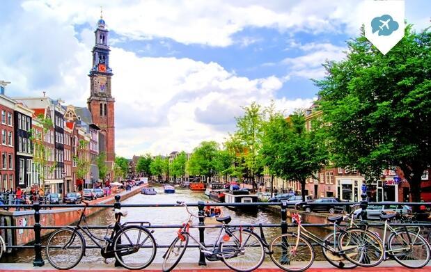 Vive Amsterdam en Hotel Barco