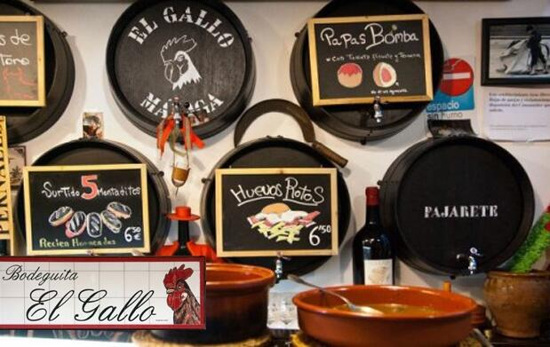 Bodeguita El Gallo te lleva a The Queen