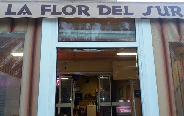 4 tapas 'Flor' en La Flor del Sur