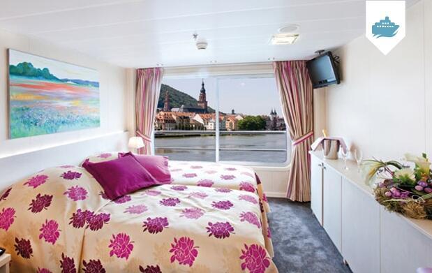 Crucero por Países Bajos