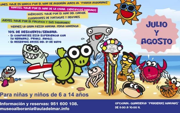 II Campamento de verano Alborania