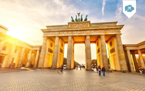 7 días en Berlin y Praga + actividades