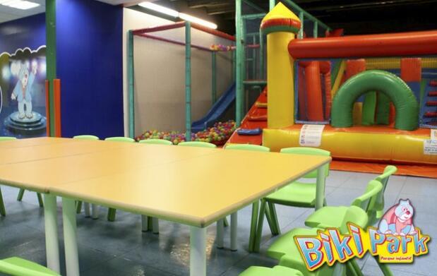 Tu cumpleaños en Bikipark: alquiler de sala + globoflexia