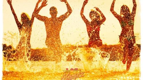 2 abonos para Los Alamos Beach Festival + Menú para 2 en Le Grand Café Teatinos
