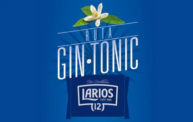 Ruta Gin Tonic Larios 12 en Universitas Teatinos: 2 Gin Tonics por 6 €