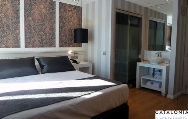 1 o 2 noches de Hotel para 2 personas con circuito de spa y desayuno