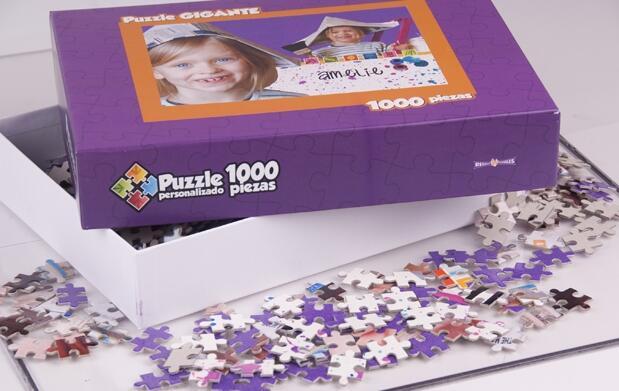 Tus mejores imágenes en un puzzle