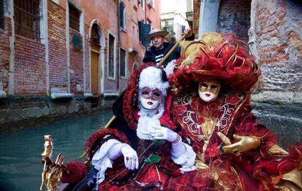 Carnaval de Venecia, 4 días desde 219€