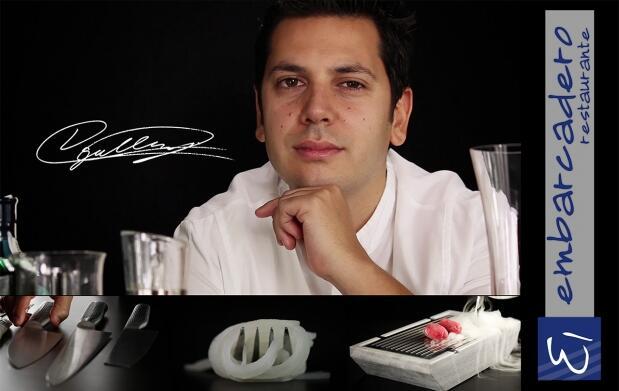 Jornadas gastronómicas 'Chef Diego Gallegos'