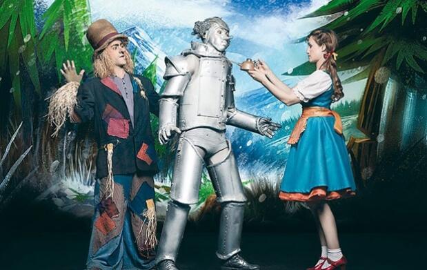 Nuevas entradas para el Musical El Mago de Oz