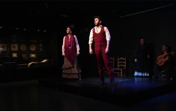 Entrada Espectáculo Flamenco + Copa vino dulce
