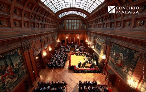 Menú griego para 2 + 2 invitaciones a Concerto Málaga