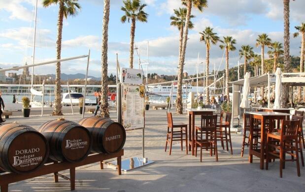Invitaciones al Festival de Málaga y tapeo en Quitapenas Puerto para 2