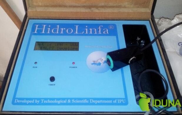1 o 5 sesiones de Hidrolinfa