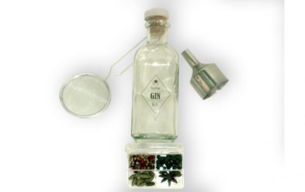"Kit de Ginebra ""Home Gin Kit"""