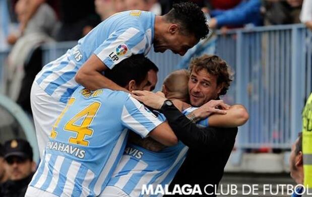 Entradas en Gol para el Málaga CF- Elche CF + Camiseta del Málaga