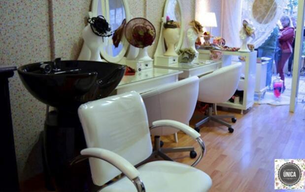 Sesión completa de manicura o pedicura con esmaltado permanente