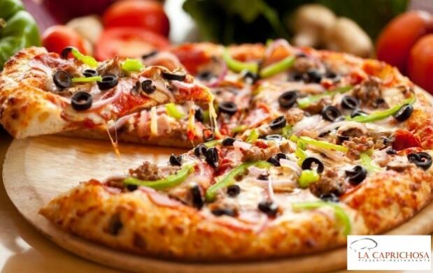 Cualquier pizza de la carta + bebida por 5€