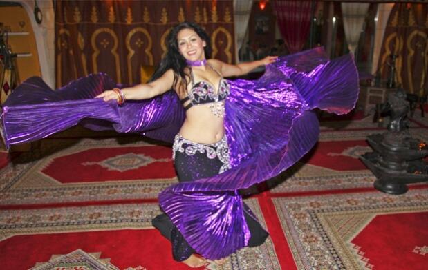 Menú marroquí para 2 o 4 y espectáculo