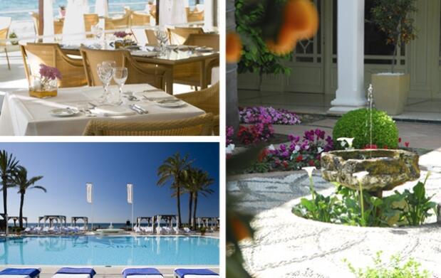 Escapada de lujo para 2 en Marbella