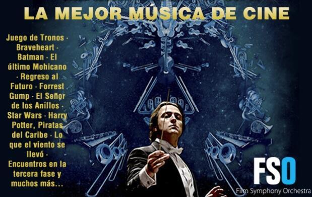 Últimas entradas para Film Symphony Orchestra  (A)