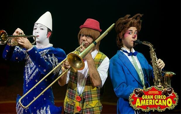 ¡No te pierdas el Gran Circo Americano!