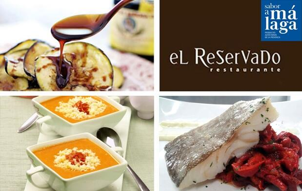 Delicioso Menú para 2 con Sabor a Málaga