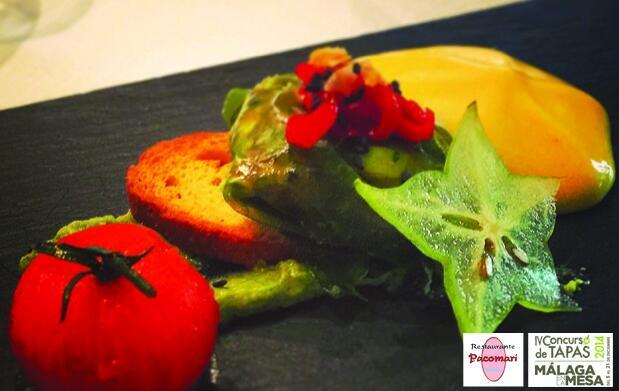 Plan para 2: Tapas gourmet y bebidas en Paco Mari