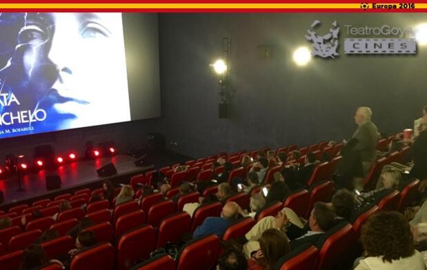 Eurocopa de Cine: España Vs Turquía + 3 horas parking
