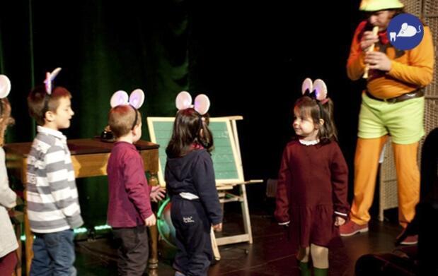 Teatro infantil 'En busca del Ratón Pérez'