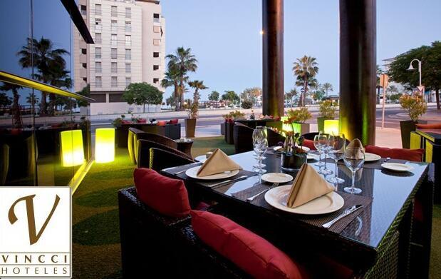 Menú regado con cava en Restaurante Ocean