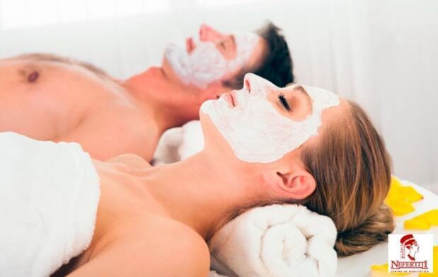 Tratamiento facial antienvejecimiento