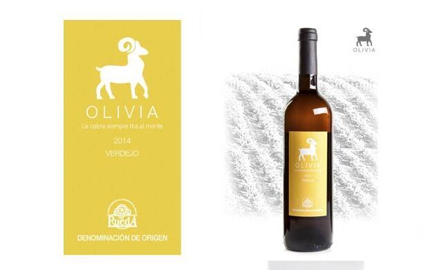 6 Botellas de Verdejo - Olivia La Cabra
