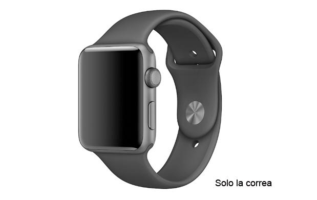 Correa Apple Watch Negra 42mm