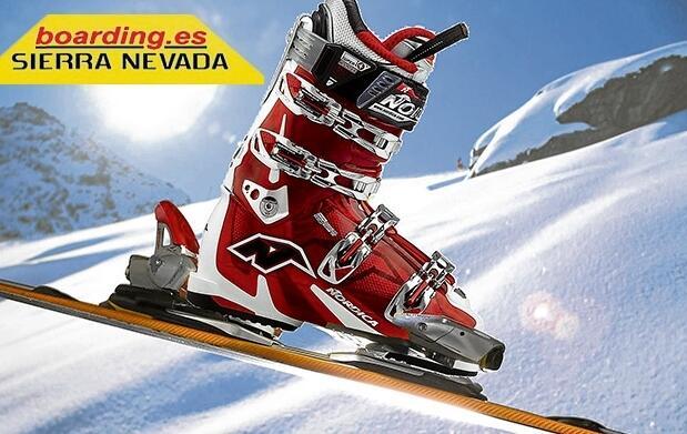Alquiler de material para snow o esquí