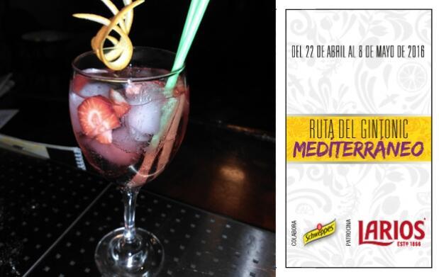 2 Gin-Tonics en Café Pub Bolín