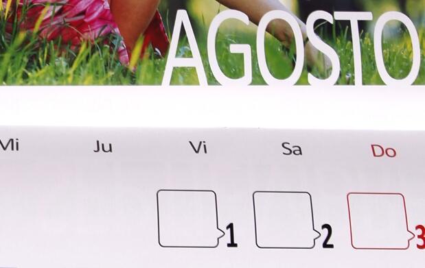 Tu calendario 2014 personalizado