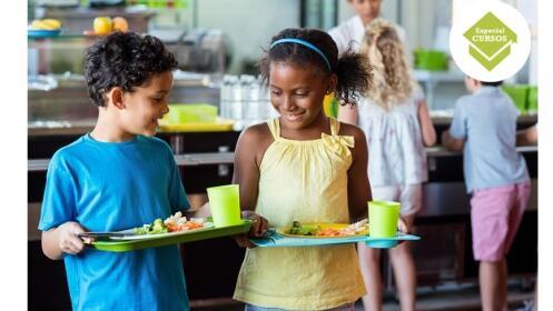 Curso Online de monitor de Comedores Escolares