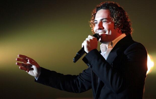 Concierto de David Bisbal en Marbella