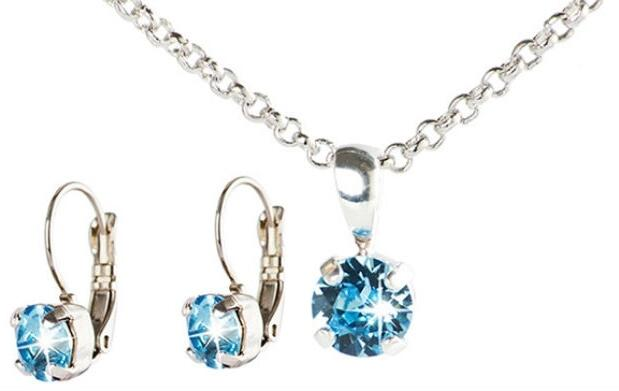 Set Destellos With Swarovski ® Elements