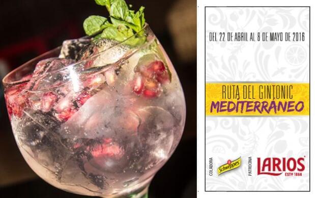 2 Gin-Tonics en L'Experience