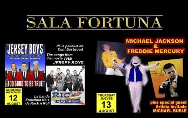 Nuevos conciertos para Festival de Música Las Leyendas Agosto