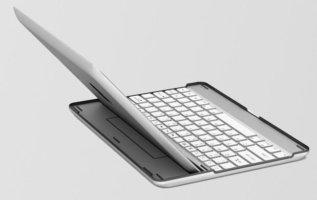 Increíble teclado bluetooth para tu iPad