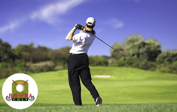 Green fee en Baviera Golf, ¡18 hoyos!