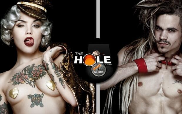 18 JULIO - The Hole